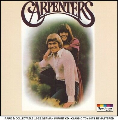 The Carpenters - A Very Best Greatest Hits Collection - RARE 1993 70's Pop CD