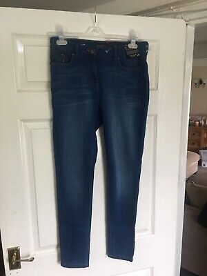 c2477e3cd710be NEW WITH TAGS Vintage Women s Geoffrey Hunter Light Blue Jeans Size ...