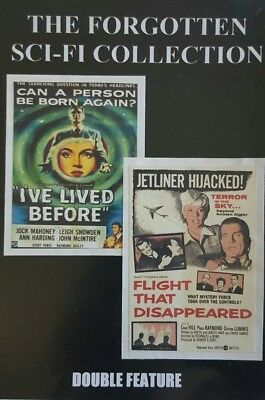 I'VE LIVED BEFORE/FLIGHT THAT DISAPPEARED (DVD Jock Mahoney Classic Sci-fi)