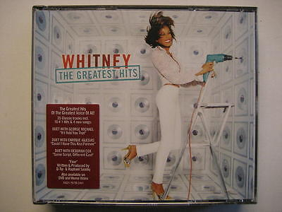 "Whitney Houston ""The Greatest Hits"" - 2 Cd"