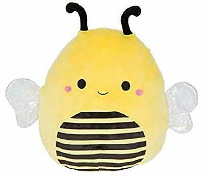 """Squishmallow Kellytoy 5"""" Sunny the Bee- Super Soft Plush Toy Pillow Pet Animal"""