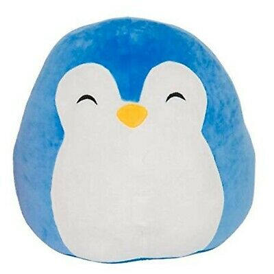 """Squishmallow Kellytoy 12"""" Puff The Blue Penguin- Super Soft Plush Toy Pillow ..."""