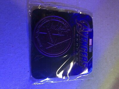 Avengers Endgame Rare AMC Fan Event opening Night Promo Coin (In Hand)
