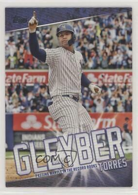 2019 Topps Target Star Player Highlights #GT-14 Gleyber Torres New York Yankees