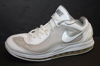 MEN'S NIKE AIR MAX 360 LOW Flywire Basketball Casual Gym