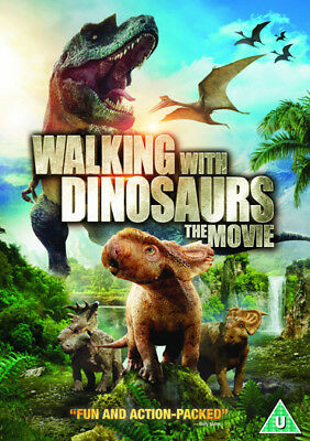 Walking With Dinosaurs Dvd Brand New Region 2