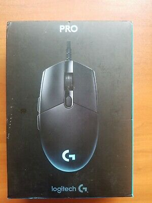 Logitech G Pro (910-004855) Wired Gaming Mouse