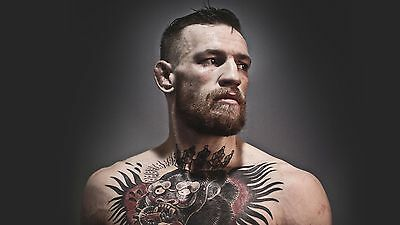Conor McGregor A2 OR A3 POSTER PHOTO PRINT MMA UFC  FAST POSTAGE BOXING