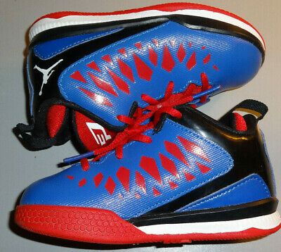 new arrival e1210 1812c Nike Air Jordan CP3 VI Toddler Basketball Shoes sz 8C WORN ONCE Chris Paul