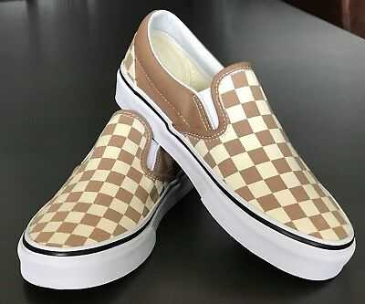 7a92e4f7eb1a VANS CLASSIC SLIP-ON Shoe Checkerboard Dry Rose Skate Shoes Women s ...