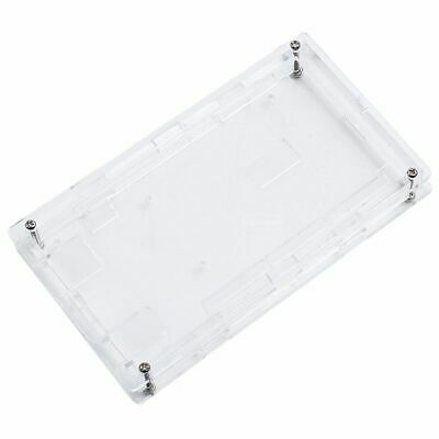 5X(Box Enclosure Transparent Case for Arduino MEGA2560 R3 W3G6)