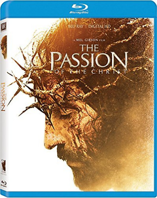 PASSION OF THE CHRIST / (AC...-PASSION OF THE CHRIST / (AC3 DHD DOL  Blu-Ray NEW