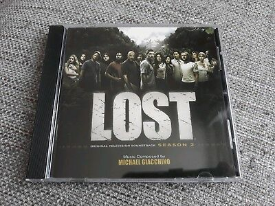 Lost Season 2 Cd Soundtrack - Michael Giacchino