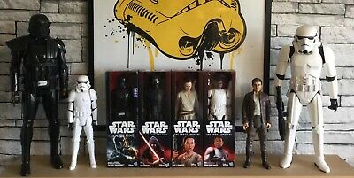 Selection Of Cheap Mixed Kids Collectible Star Wars Figures