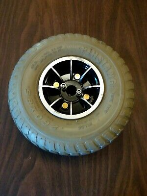 Quickie S-11 Power Chair Drive Wheel 10x3 Tire 260x85 wheelchair S 11 / S11
