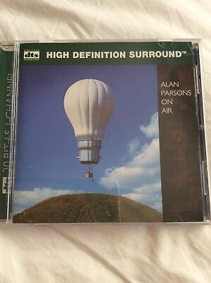 Alan Parson On Air Dvd Audio
