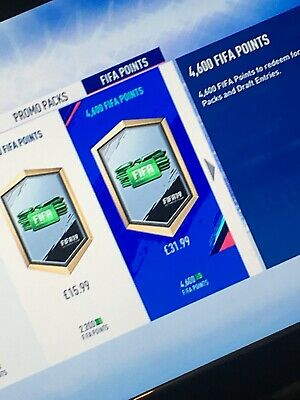 Fifa Points Xbox One Process 4,600