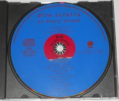 Dire Straits - On Every Street (1991) - CD