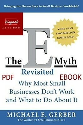 [PDF]🗨THE E-MYTH REVISITED why🗨📧⚡Fast delivery 📧⚡[EB00K]