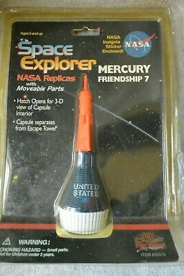 Play Visions NASA Replica Mercury Friendship 7