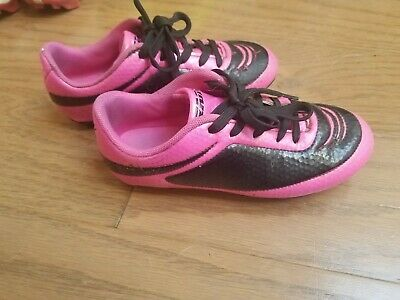 6631f62c279e Preowned Vizari Blossom Pink Girls Soccer Cleats - Size 1 1/2.