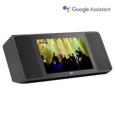 LG WK9 XBOOM AI ThinQ Smart Display with Meridian Audio - Google Assistant NEW!!