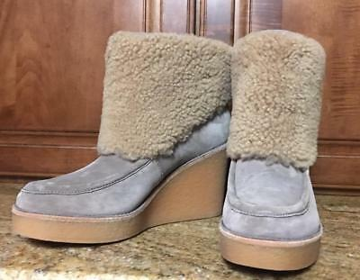 58e82a88d01 RETAIL $200 - UGG Australia Women's Joely All-Weather Wedge Boot ...