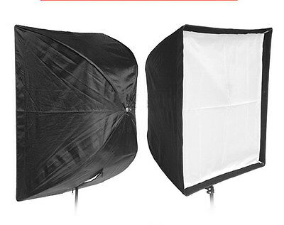 Brand NEW Photo studio strobe Flash light 60cmX90cm  softbox umbrella