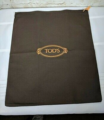 f7e9f6db63665 TOD'S DUST COVER Bag Shoe Purse Storage Travel 13.5 x 15 - $10.99 ...