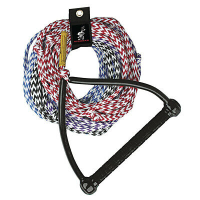 Airhead Watersports Ahsr-4 Water Ski Rope 4 Section 75'