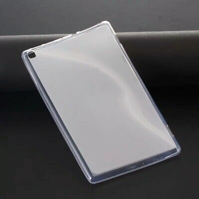 For Amazon Kindle Fire HD8 2015 2016 2017 Tablet Back Soft Silicone Cover Skin