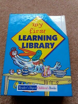 Educational - Childrens Books  - My First Learning Library  (Readers Digest)