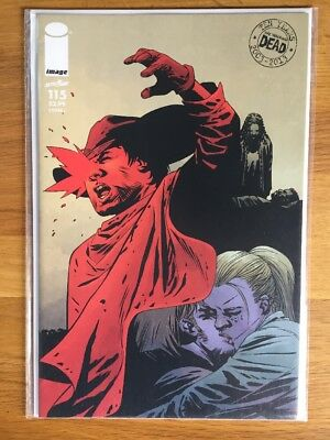 THE WALKING DEAD Comic Cover 1 #115 NEW Bagged & Boarded