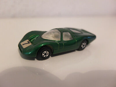 Matchbox Superking Modell Ford Group 6 Made in England 1969 grün-metallic