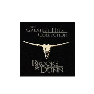 """Brooks & Dunn """"The Greatest Hits Collection"""" - Cd"""
