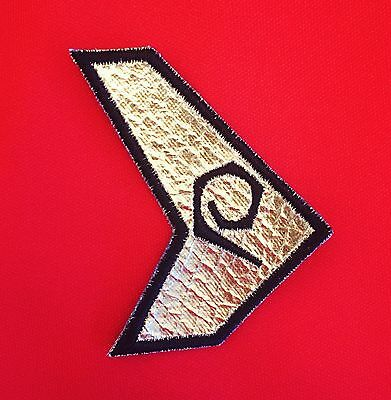 Star Trek Enterprise Uniform Insignia Patch - Engineering USS Defiant TOS Style
