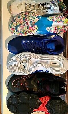 separation shoes 6321d cdcc6  Lebron XIII Akronite Multi   UA Curry 2 Bday Cake   Nike Hyperdunk (LOT