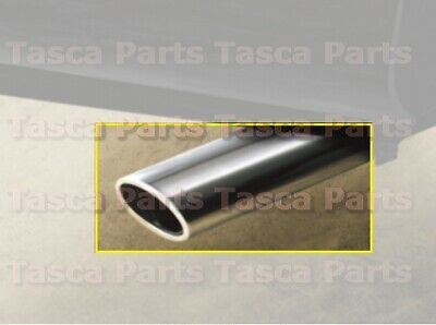CHRYSLER OEM-EXHAUST SYSTEM Tail Pipe Extension 82207131AB - $110 39