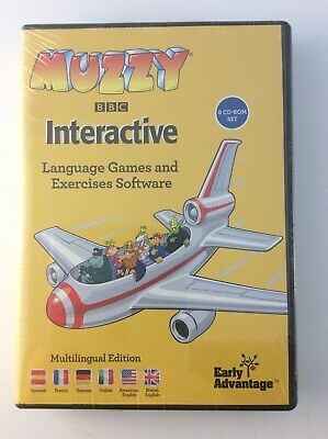 MULTILINGUAL BIBLE STORY: Joshua (Ages 4+) CD-ROM for Windows - NEW
