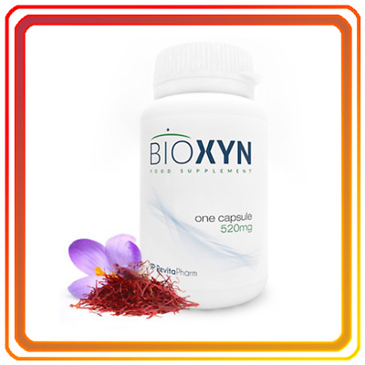 BIOXYN Fat Burner Fast Effective Weight Loss Management Reducing 30 capsules