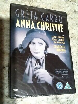 GRETA GARBO Anna Christie Dvd New, Sealed FREE RECORDED DELIVERY UK ONLY