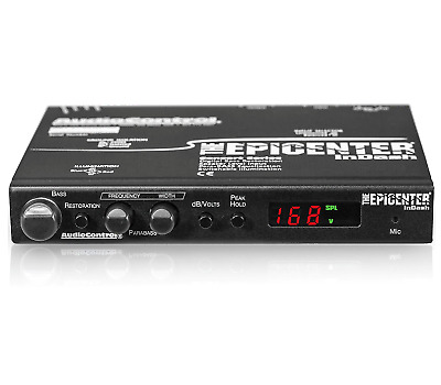 AudioControl The Epicenter Dash Digital Bass Restoration with OEM interface
