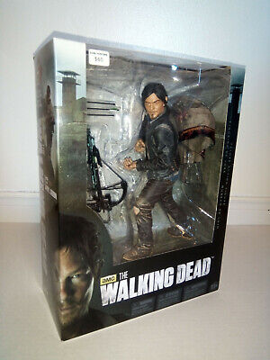 "McFarlane Toys The Walking Dead Daryl Dixon 10"" Deluxe Figure (Clean Version)"