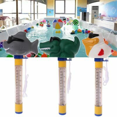 Cute Animal Floating Thermometer for Spas/Hot Tubs Pool Temperature Water Sensor
