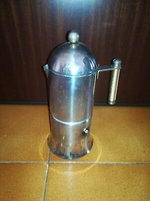 Rara caffettiera LAVAZZA CAMILLA -- made in ITALY - COFFEE MAKER