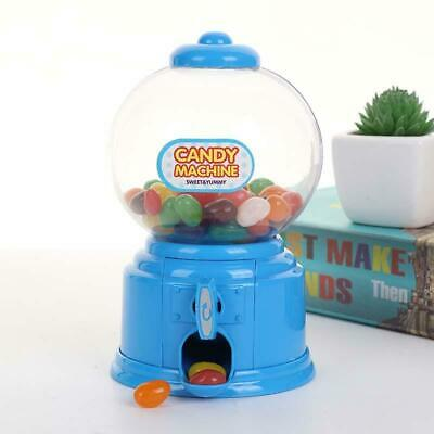 Mini Candy Bubble Dispenser Machine Coin Bank Toy For Children Birthday Gift HOT