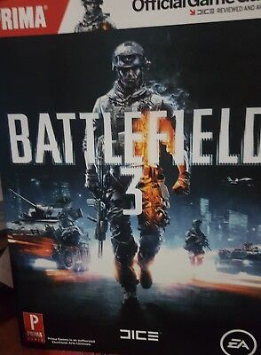 Battlefield 3 Official Game guide