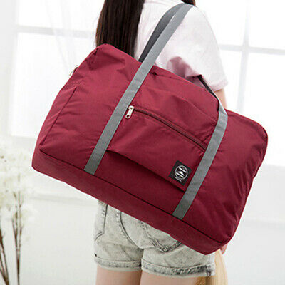 Foldable Large Duffel Bag Luggage Storage Bag Waterproof Travel Pouch Bag Tote