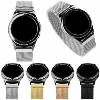 New Classic Frontier Milanese Loop Wrist Watch Strap Band For Samsung Gear S3 S2