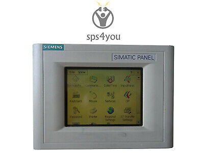 Siemens Simatic Touch Panel TP170B Color (6AV6 545-0BC15-2AX0)